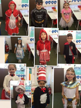 World Book Day 1